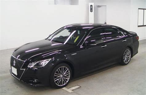 Japanese Used Toyota Crown Athlete S 2013 Cars For Sale