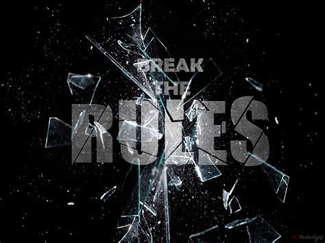 Break The Rules Stock Photos