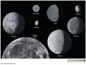 Image Gallery Neptune's 13 Moons