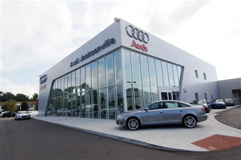 audi dealership audi jacksonville dealership opens today autoevolution