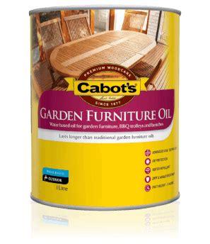 cabots garden furniture oil
