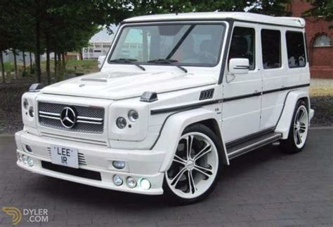 See design, performance and technology features, as well as models, pricing, photos and more. 2005 Mercedes-Benz G 55 AMG A.R.T. Wide Body for Sale. Price 57 900 EUR - Dyler
