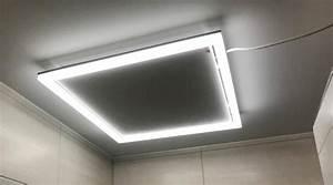 Spiegel An Der Decke : leuchten led decke frische haus ideen ~ Markanthonyermac.com Haus und Dekorationen