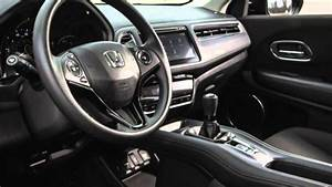 Honda Hr-v Fwd Manual 2016 Car Review
