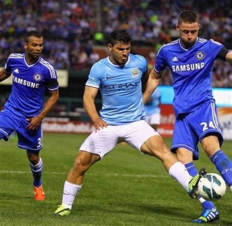 Preview and stats followed by live commentary, video highlights and match report. Fußball-England: ManCity dreht Spiel gegen Chelsea - WELT