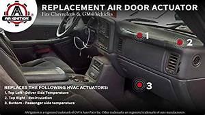 Air Door Actuator