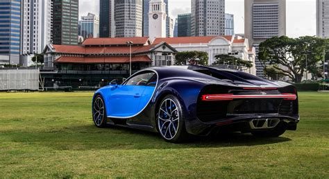 The first Bugatti Chiron in Southeast Asia delivered to ...
