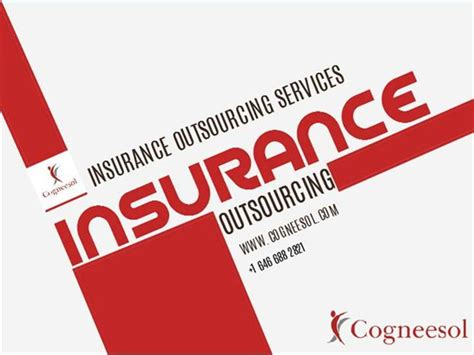 Cost cutting solutions to optimize your find people you know at insurance outsourcing services. Insurance Outsourcing Services - Cogneesol |authorSTREAM