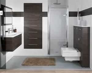 Petite Salle De Bain 3m2 : petite salle de bain 3m2 4 salle de bain mansard233e ~ Dailycaller-alerts.com Idées de Décoration