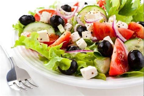 recette cuisine traditionnelle recette de salade grecque facile et rapide