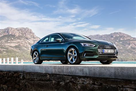 audi a5 coupe range reviews our opinion goauto