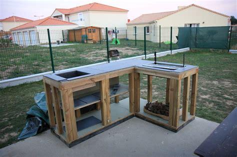 comment construire une cuisine exterieure cuisine extérieure 02 09 2010 notre maison ossature bois en loire atlantique
