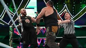 Tyson Fury beats Braun Strowman at WWE Crown Jewel match ...