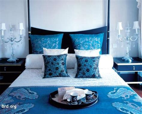 Bedroom Color Schemes In Blue by Reset Your Bedroom Using Blue Bedroom Designs Ideas
