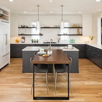 t shaped kitchen island pictures blond wood kitchen shelving transitional kitchen 8423