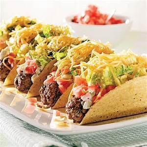 Recette Tacos Mexicain : recettes tacos mexicains ~ Farleysfitness.com Idées de Décoration