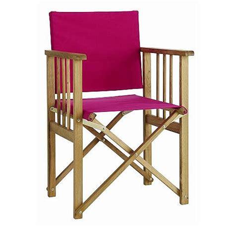 siege realisateur chaise realisateur habitat table de lit