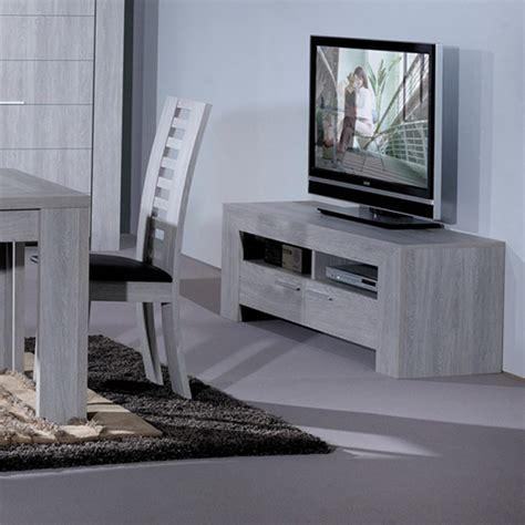 meuble cuisine et gris meuble tv gris clair tahiti univers du salon