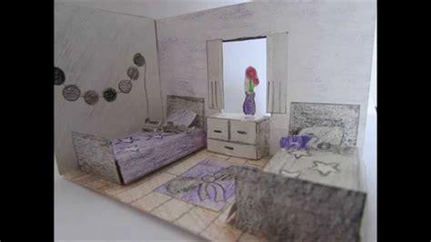 cr r sa chambre en 3d affordable creation duune chambre en d en papier with