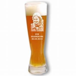 Weizenbierglas Mit Foto : gravur bierglas in personalisiertes geschenk kaufen sie ~ Michelbontemps.com Haus und Dekorationen