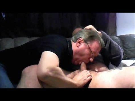 Older Swedish Man Hungdad Sucking Five Swedish Dicks