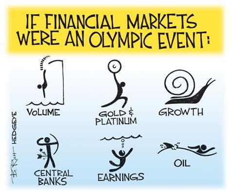 Cartoon of the Day: The Financial Market Olympics