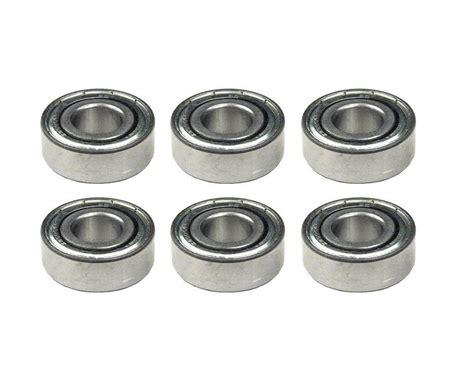 mower deck spindle bearings 6 bearings for deere jd9239 jd9266 jd9296 jd7677r