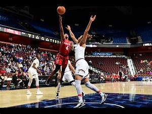 2017 American Women's Basketball Championship Day 1 ...