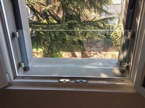 ringhiera per finestra parapetto in cristallo artigiano vetro la vetreria