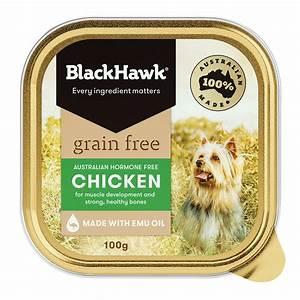 Black Hawk Grain Free Chicken Wet Dog Food