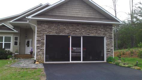 screen garage door garage door screen garage door screens retractable