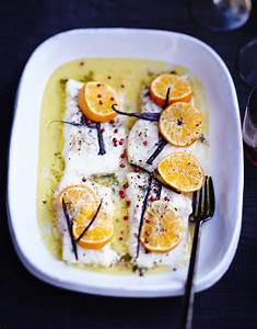 Recette Poisson Noel : poisson r ti aux agrumes et beurre vanill pour 6 ~ Melissatoandfro.com Idées de Décoration