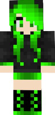 creeper girl nova skin