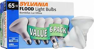 Philips Auto Lighting Sylvania Incandescent Frosted Reflector Flood Lamp Br30