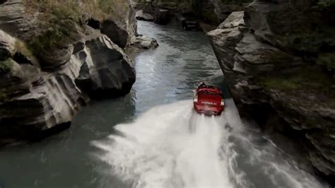 'the World's Most Exciting Jet Boat Ride