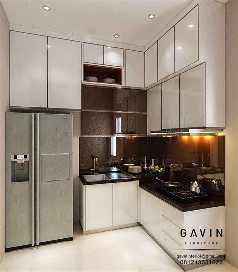 Lemari Dapur Backplash Cermin Project Latumenten Kitchen