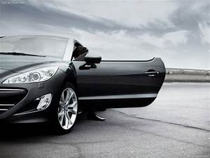 Peugeot Rcz 2010  Black Beauty