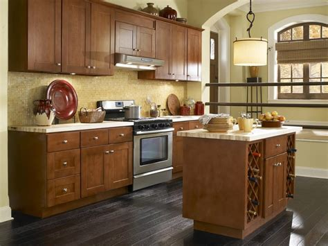 Findley Myers Montauk Cherry Kitchen Cabinets Yelp