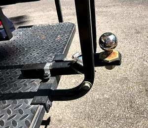 Golf Cart Accessory For Hauling To Beach  Pool  Hunting Or