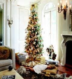 Skinny Pre Lit Christmas Tree by Tall Skinny Trees Images