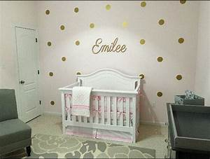 best 25 polka dot nursery ideas on pinterest polka dot With the best accent white polka dot wall decals
