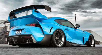 Supra Toyota Widebody Rocket Bunny Cars Looks