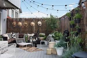 we love inspiration diy ideen fur den balkon we love With markise balkon mit tapeten wohnzimmer ideen 2017