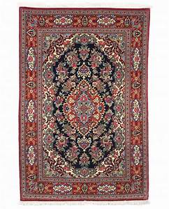 tapis persan ghom ic11161 persian collection With tapis oriental avec canapé d angle haute densité