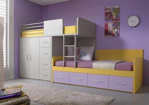 lit en hauteur avec canap acheter votre aménagement avec lit hauteur et lit tiroir