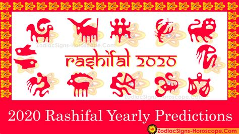 rashifal predictions vedic astrology horoscope zsh