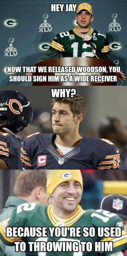 Packers Bears Memes - green bay packers nfl memes sports memes funny memes