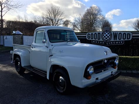 Rod Cars For Sale Ebay by 1955 Ford F100 Up Show Truck Rod V8 Ebay 1953
