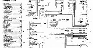 1991 K1500 Wiring Diagram