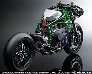 Kawasaki Ninja H2r Prix : nouveaut s kawasaki d voile la ninja h2r cologne en attendant la h2 milan ~ Medecine-chirurgie-esthetiques.com Avis de Voitures